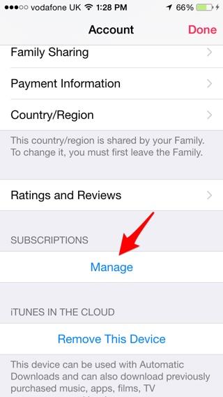 Apple Music subscription (3)