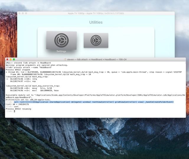 tvOS hack enables iOS like app folders on the new Apple TV