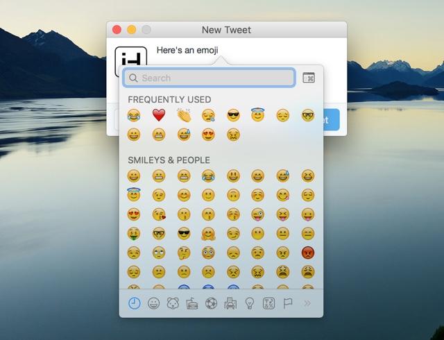 Emoji Mac