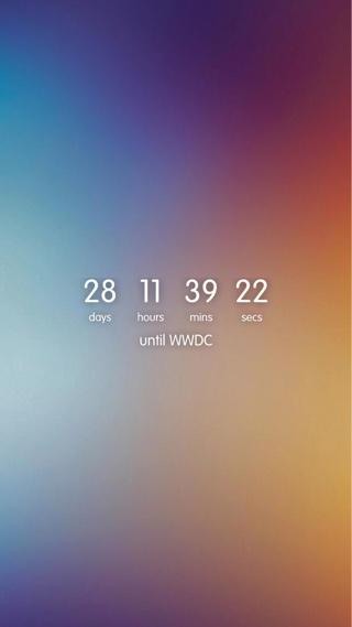 Add a Beautiful Countdown Clock to Lockscreen with