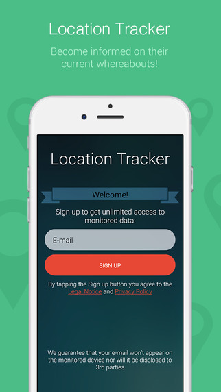 Location Tracker mSpy