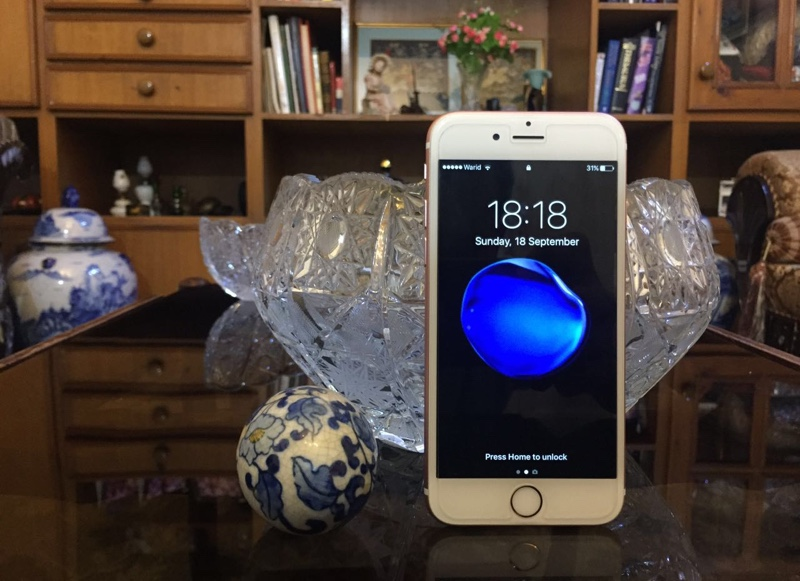 How To Get Iphone 7 S Exclusive Blob Live Wallpaper On Your