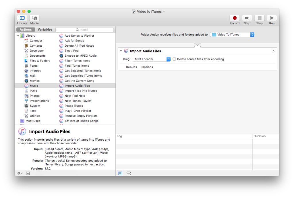 How to Use Automator to Convert Videos to Audio - iOS Hacker