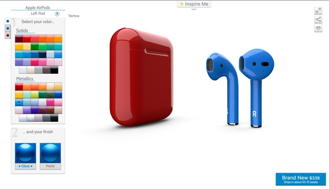 You Can Now Buy Custom Colored AirPods From ColorWare - iOS