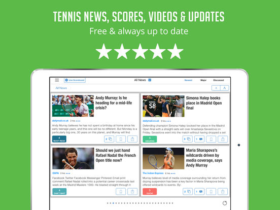 Tennis Companion for iPhone and Watch