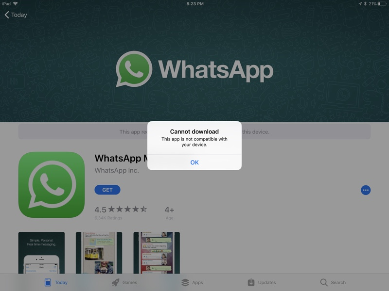 The Best And Free Way To Use WhatsApp On Your iPad [Guide