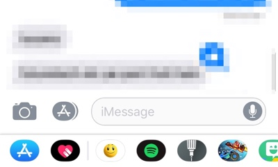 How To Permanently Hide The iMessage Apps Bar On iOS 12 - iOS Hacker