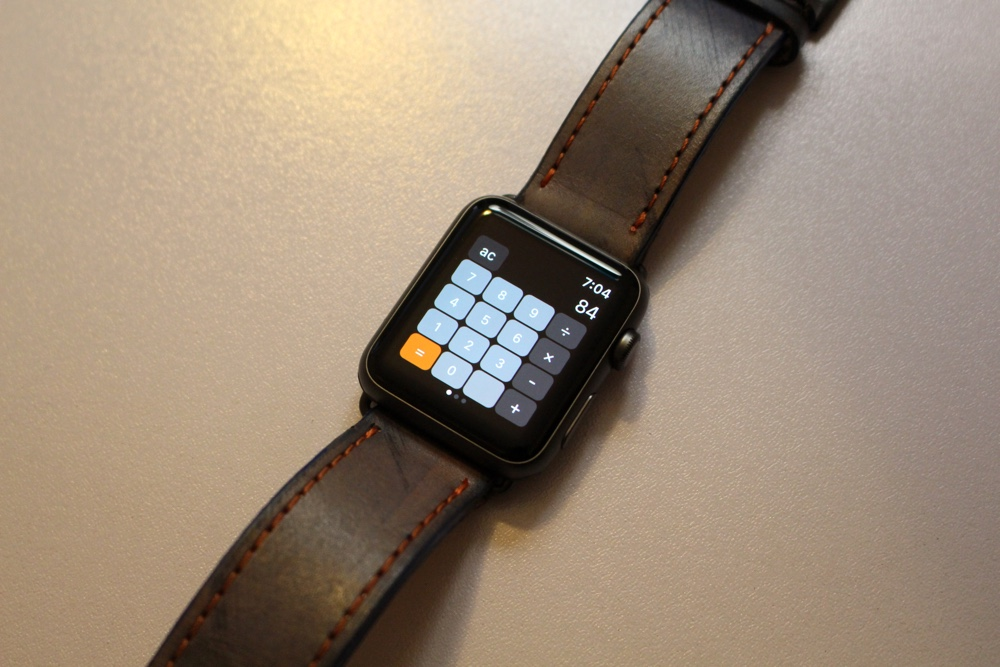 Calculator S For Le Watch