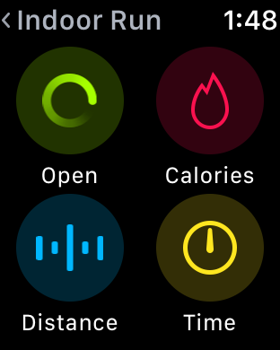 Apple Watch Miles to KM