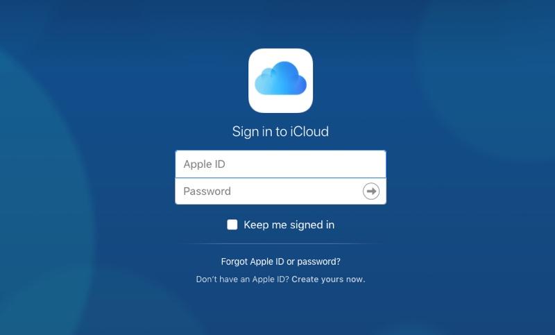 how to change icloud apple id on iphone