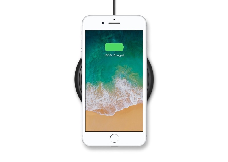 iOS 11.2 Will Bring Faster 7.5W Wireless Charging To All