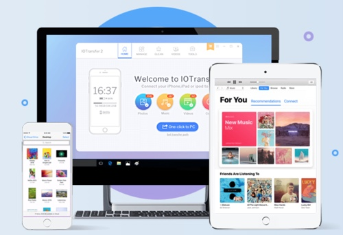 IOTransfer 2 Is A Powerful Tool That Lets You Backup And