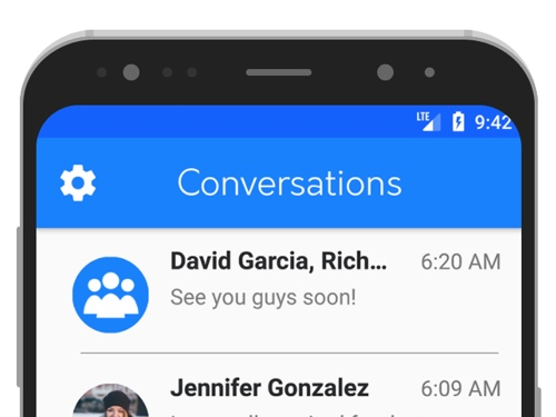 Android App weMessage Lets You Use iMessage On Your Android Phone