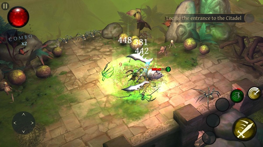 10 iOS Games With Best Graphics For iPhone And iPad - iOS Hacker