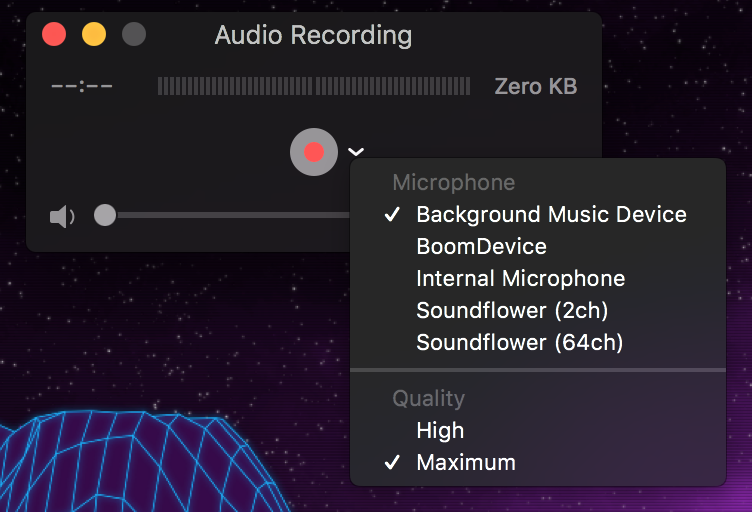 Background Music Is The Ultimate Audio Control App For Mac