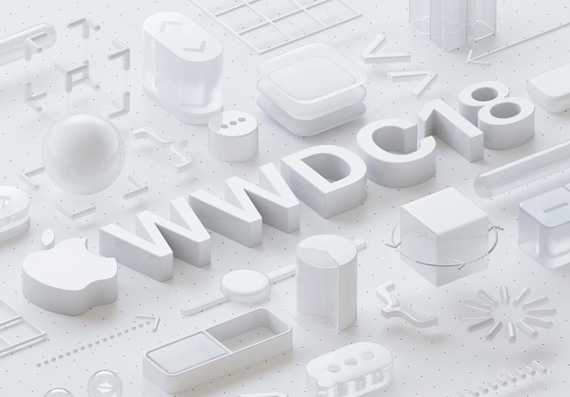 Oficiálna pozvánka na WWDC18 - svetapple.sk
