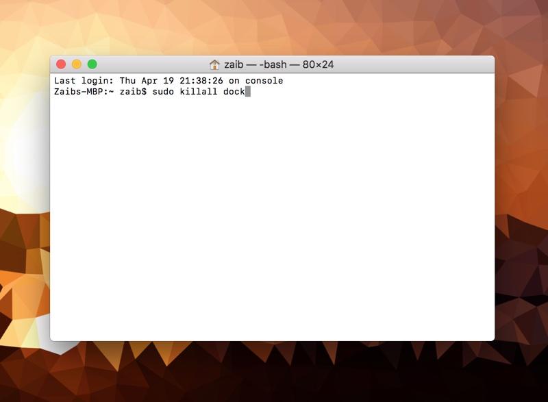 How To Change Mac Dock Color [Tutorial] - iOS Hacker