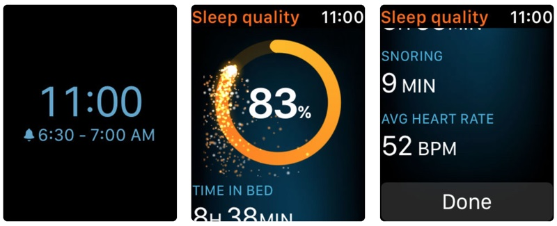 Sleep Cycle's Watch App Nudges You When You Snore At Night