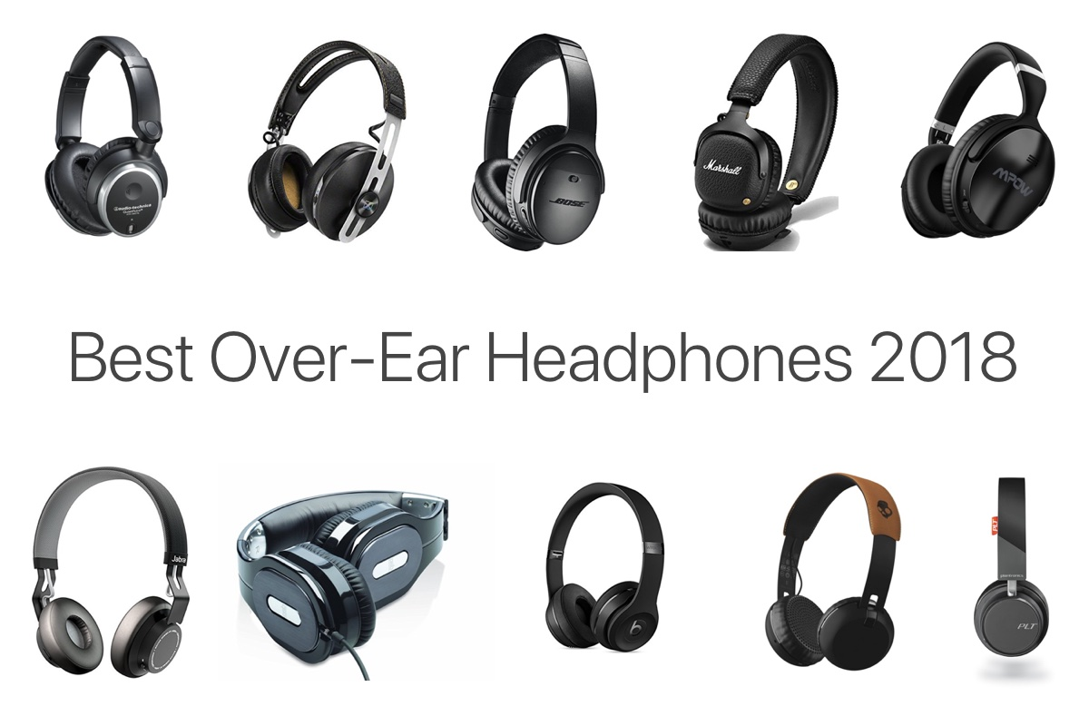 Over-Ear Headphones For iPhone