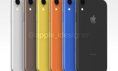 iPhone SE 2 colors