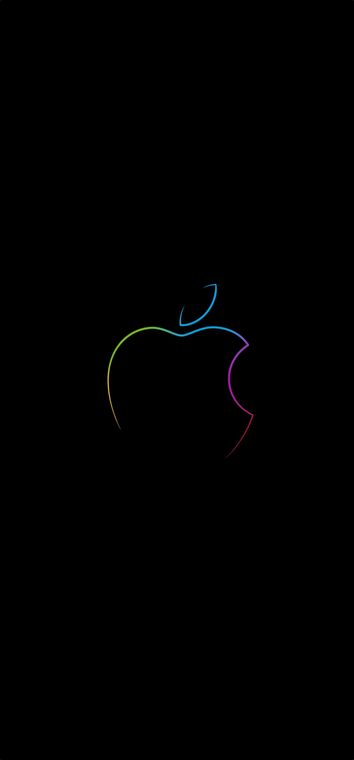 Download Apple Store Wallpapers Featuring The Colorful Apple