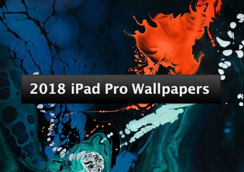 Download 8 2018 Ipad Pro Wallpapers From Apples Marketing