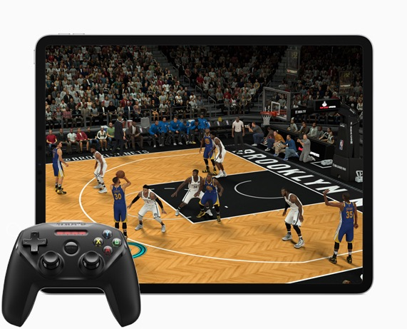 Apple Needs To Make A Physical Game Controller For iPad - iOS Hacker