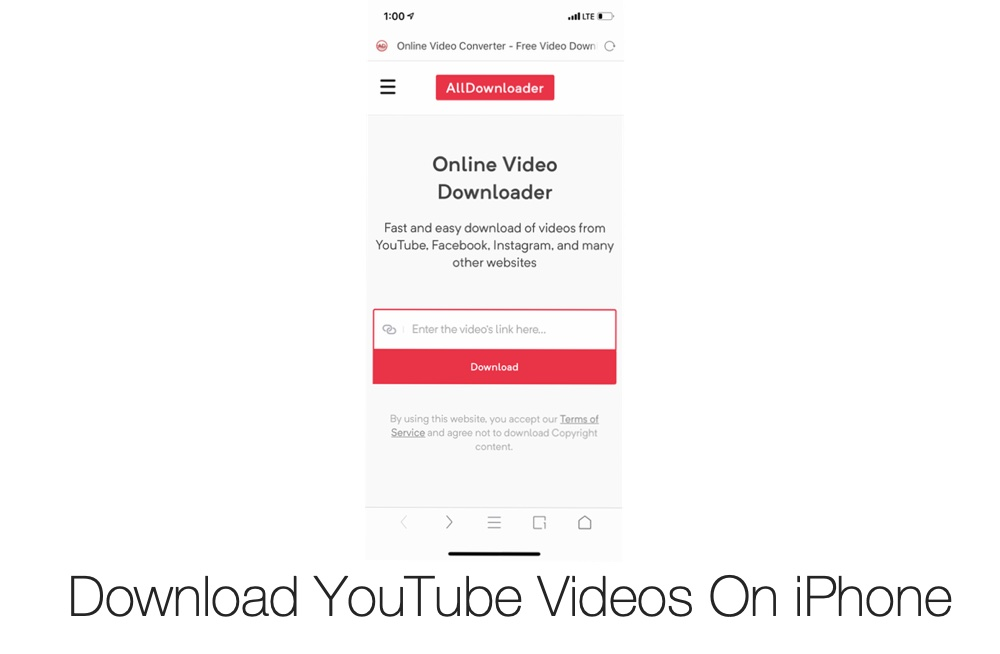 How To Download And Save YouTube Videos On iPhone Or iPad - iOS Hacker
