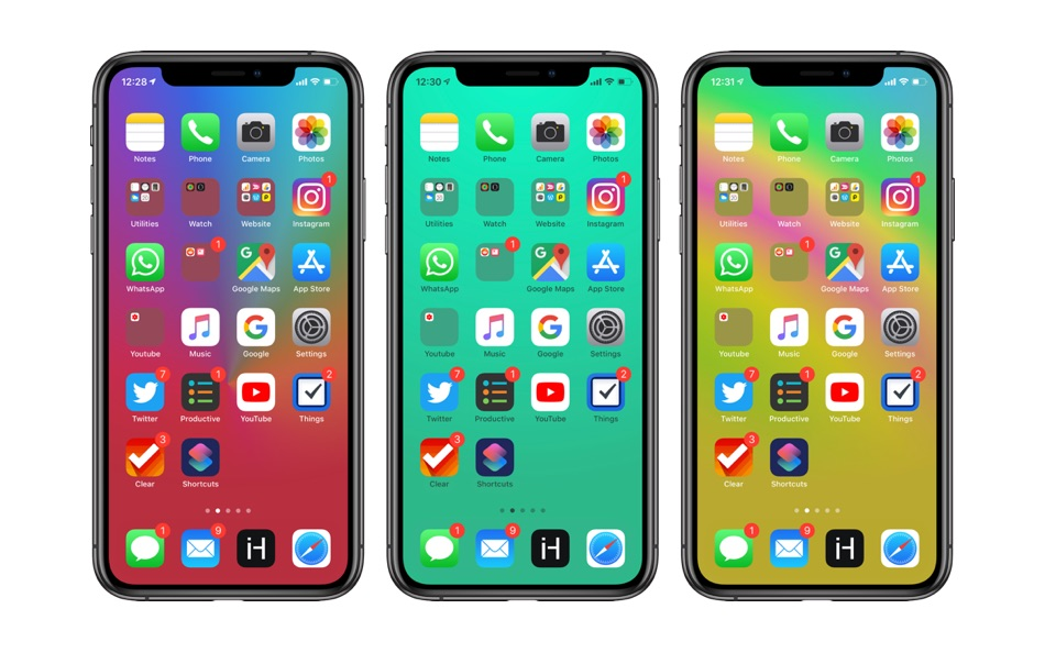 10 Wallpapers To Hide Dock On Iphone Xs Iphone Xs Max And Iphone Xr Ep 15 Ios Hacker