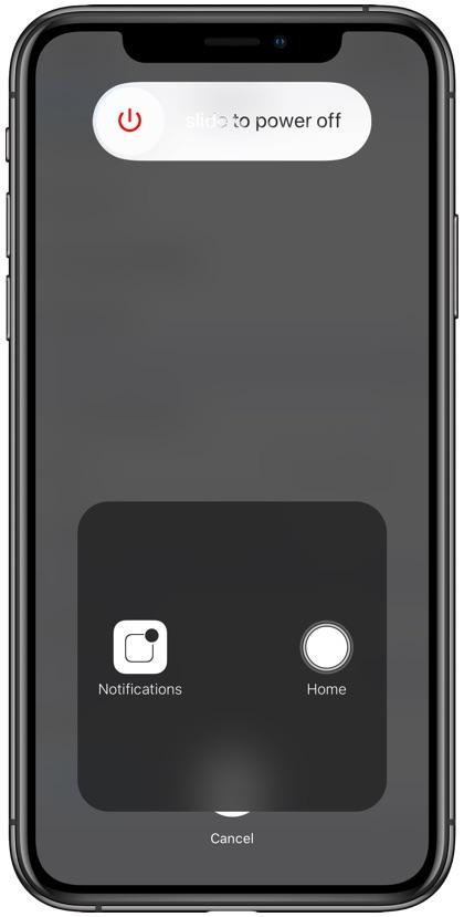iPhone RAM Clear