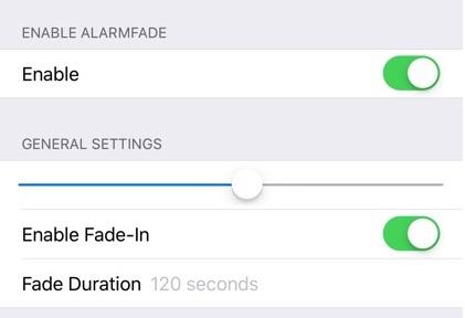 AlarmFade Tweak Adds Fade-In Effect To iPhone Alarms - iOS
