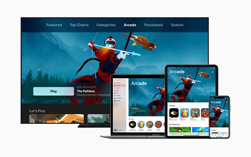 Apple Arcade subscription expired