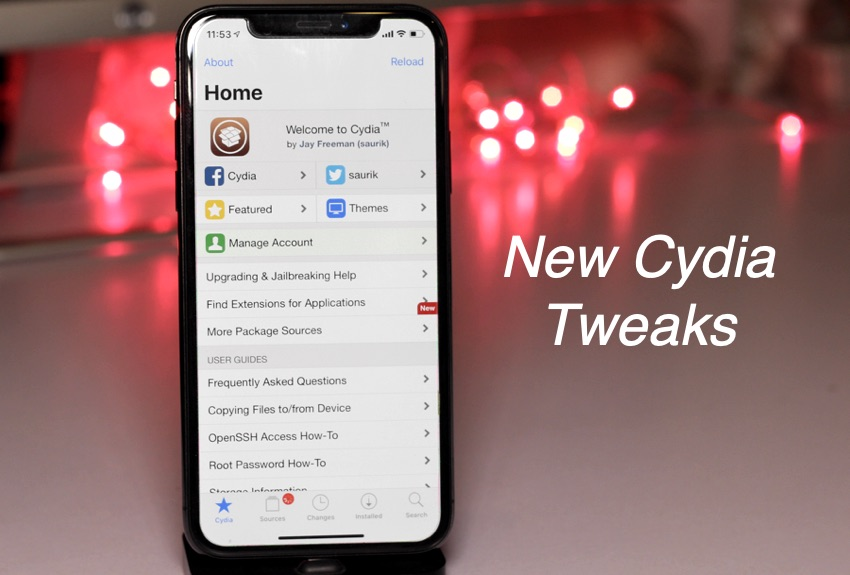 New iOS Tweaks: Gesto, Asteroid, CopyPasta And More - iOS Hacker