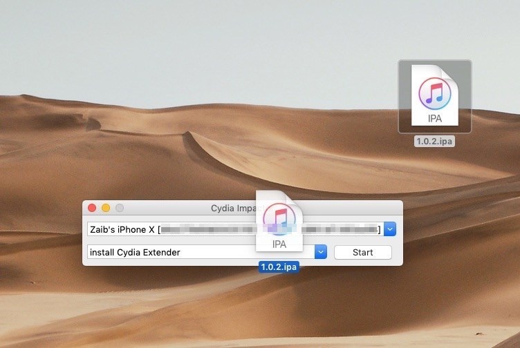 Chimera jailbreak iOS 12.4