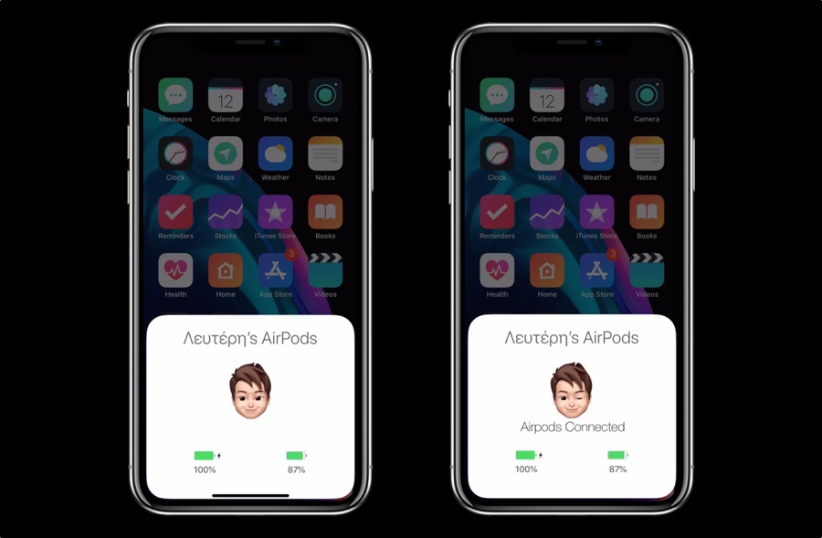 MojiPods Tweak Makes AirPods Popup Fun By Adding Animated