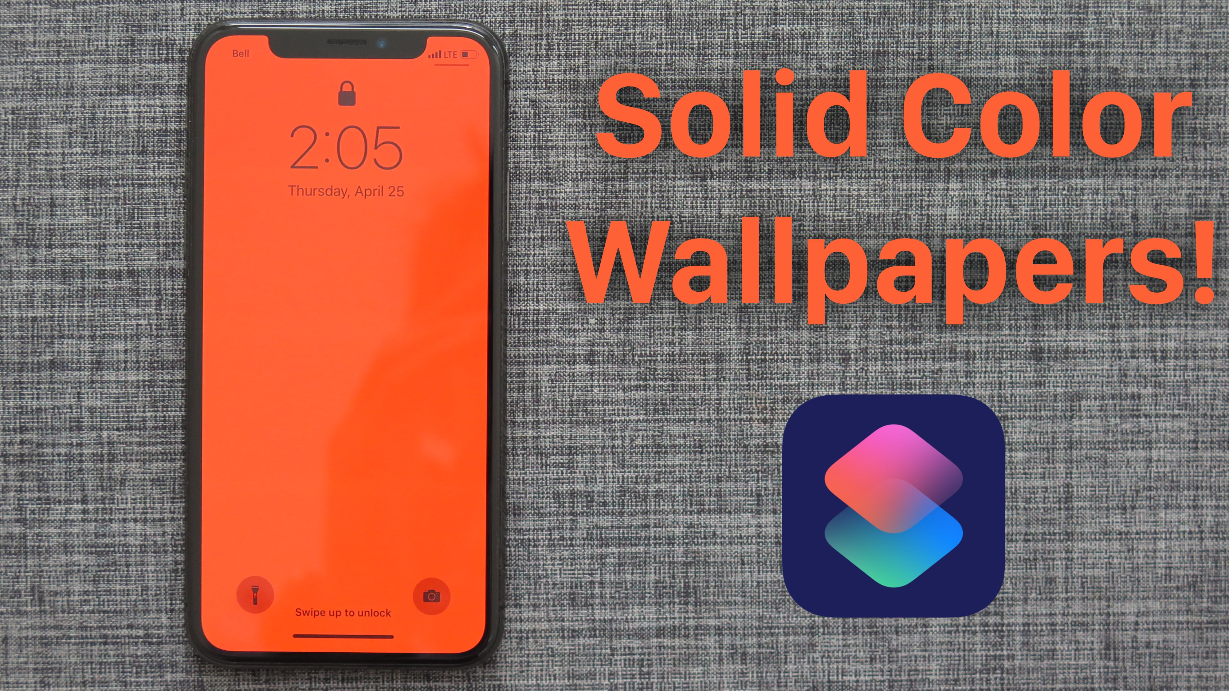 Solid Color Wallpapers With This Siri