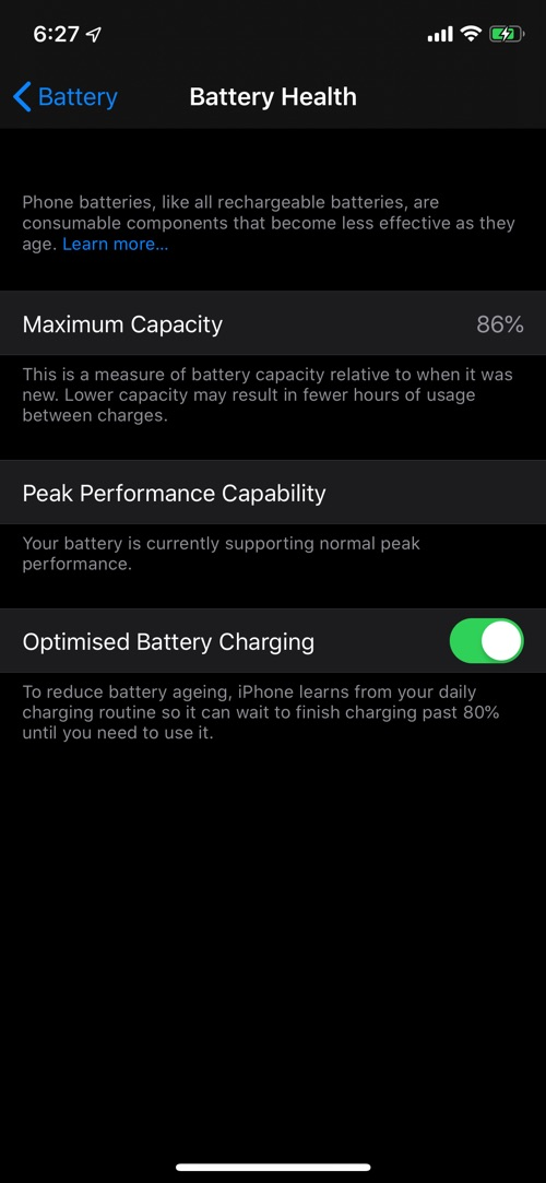 iOS 13 Brings Optimized Battery Charging Feature To Reduce Battery
