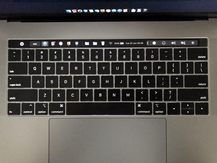 Pock app macOS