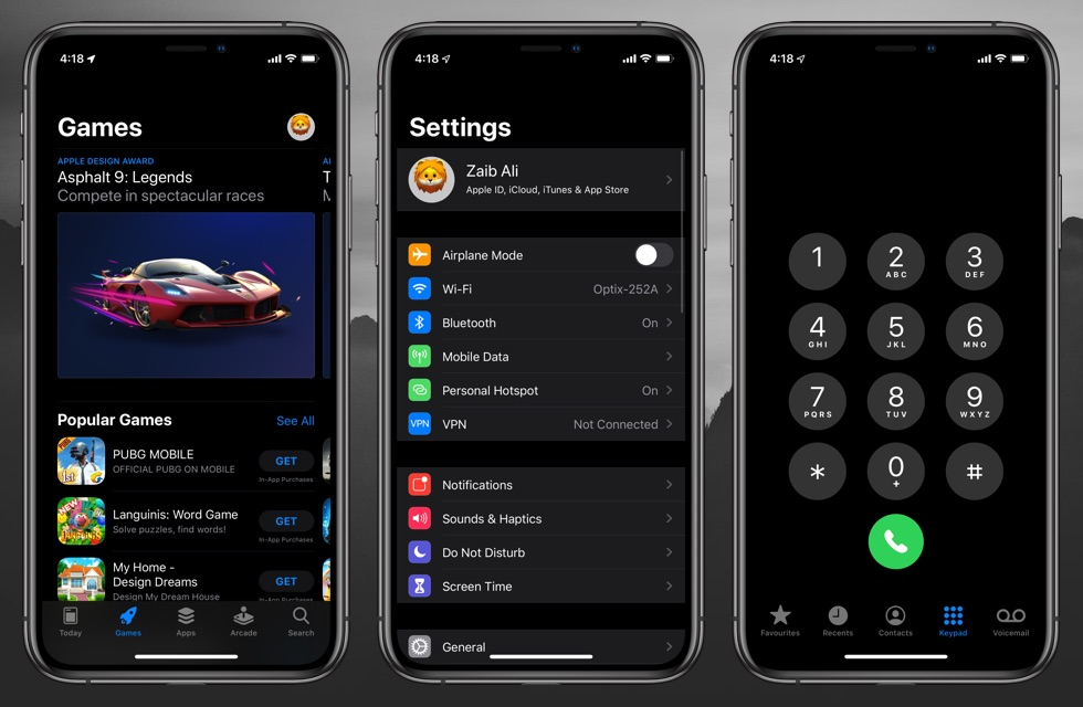 Enable Or Disable iOS 13 Dark Mode