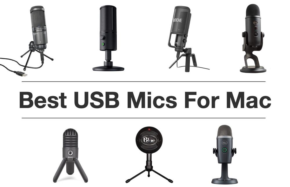 Best USB Mics for Mac