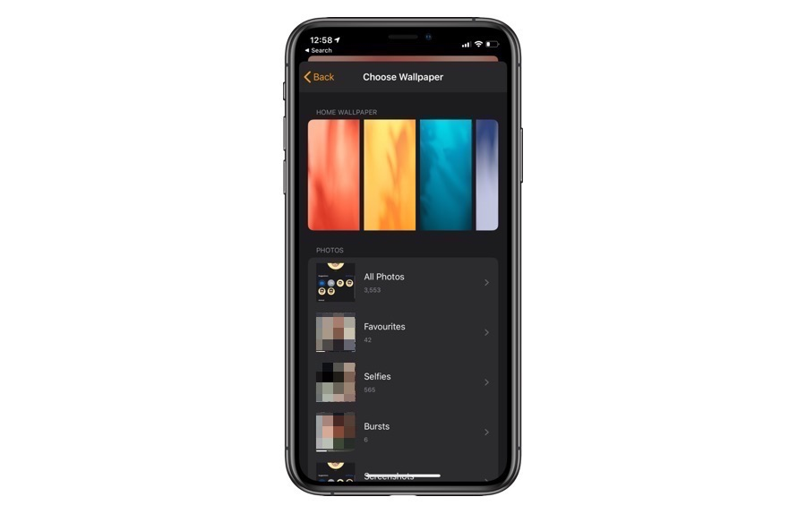 Download Ios 13s Official Home App Wallpapers Here Ios Hacker