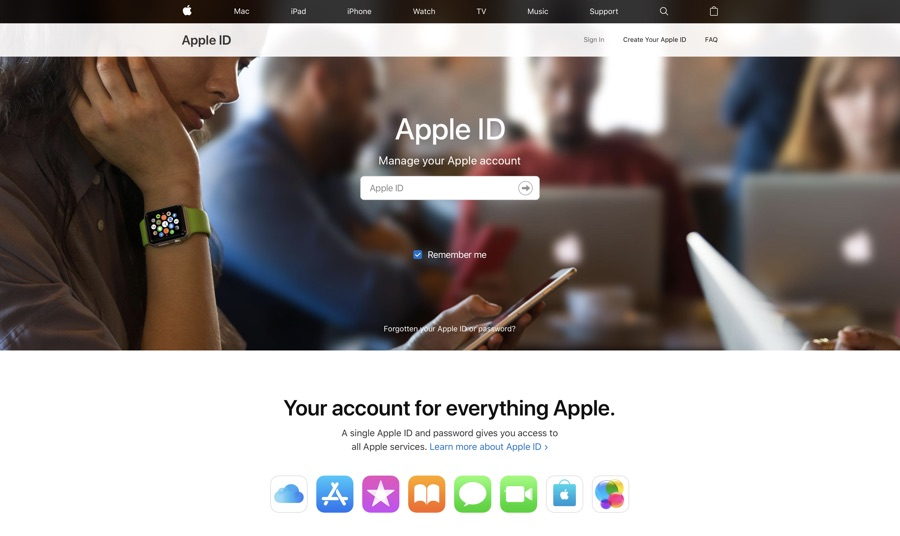 Apple ID Disabled guide
