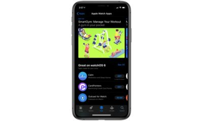 Apple Watch App Store iPhone