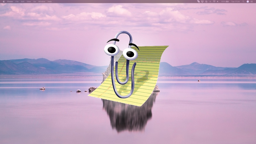 Clippy on macOS