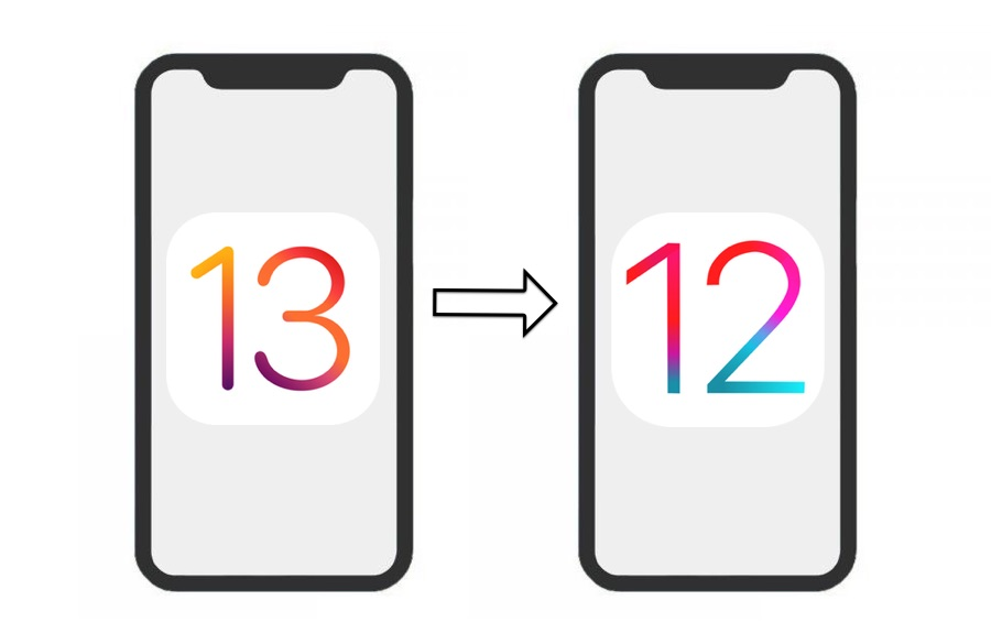 Downgrade to iOS 12.4.1 from iOS 13