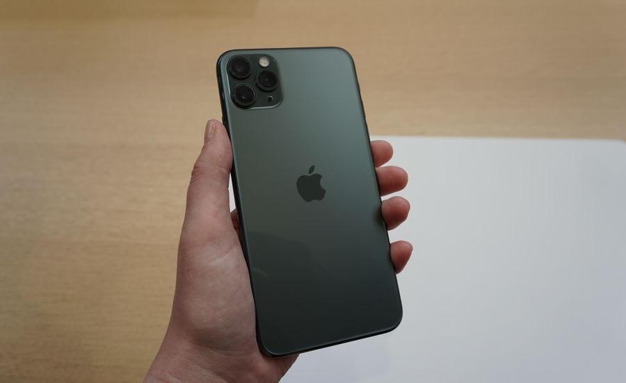 Midnight iPhone 11 Pro Max (1)