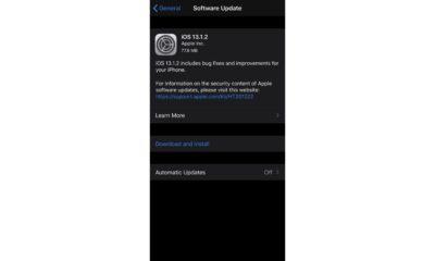 iOS 13.1.2 IPSW