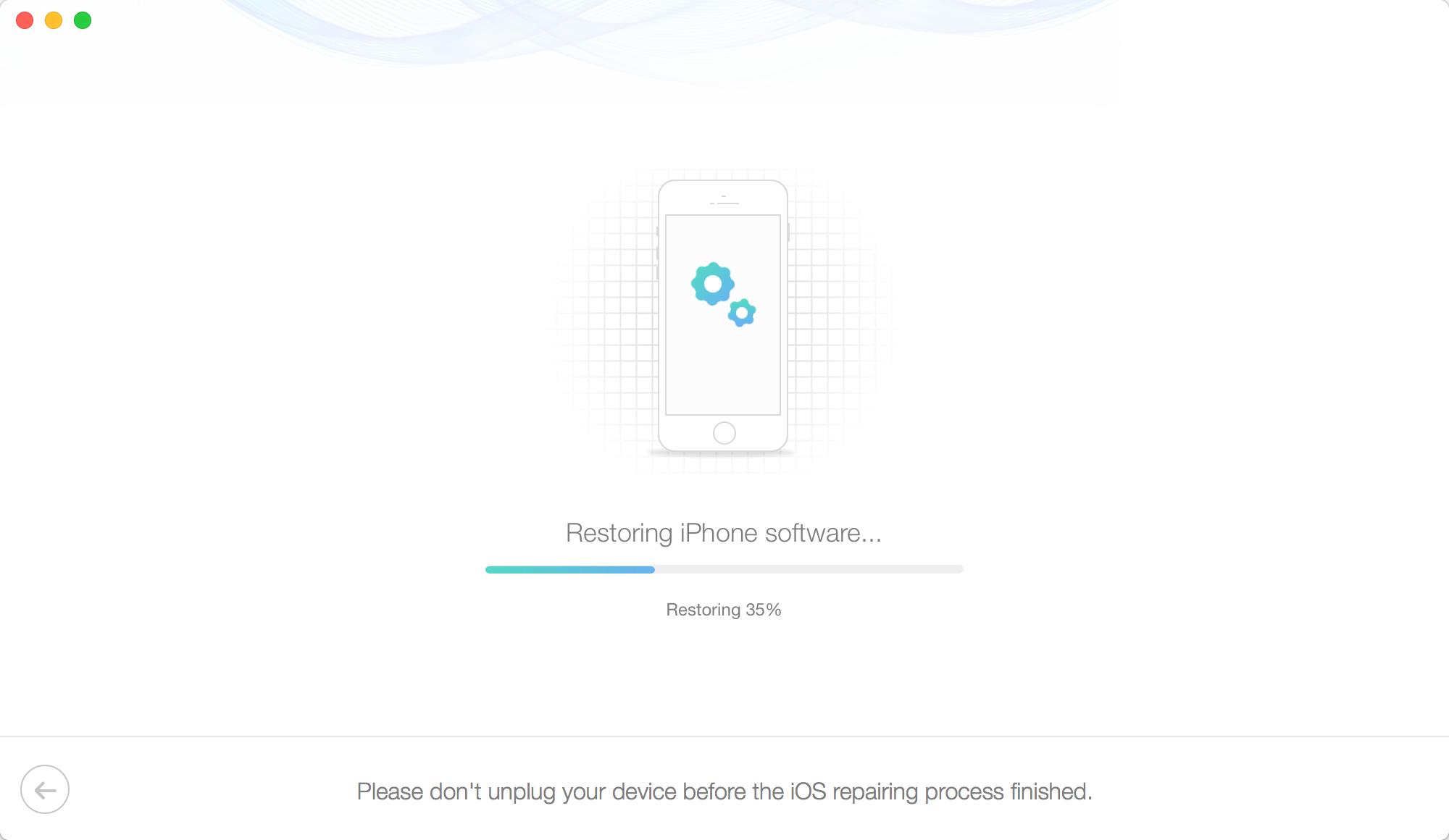 iOS Repair tools PhoneRescue
