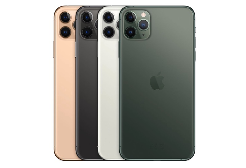 iPhone Pro colors
