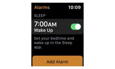 Alarm Sleep App Watch